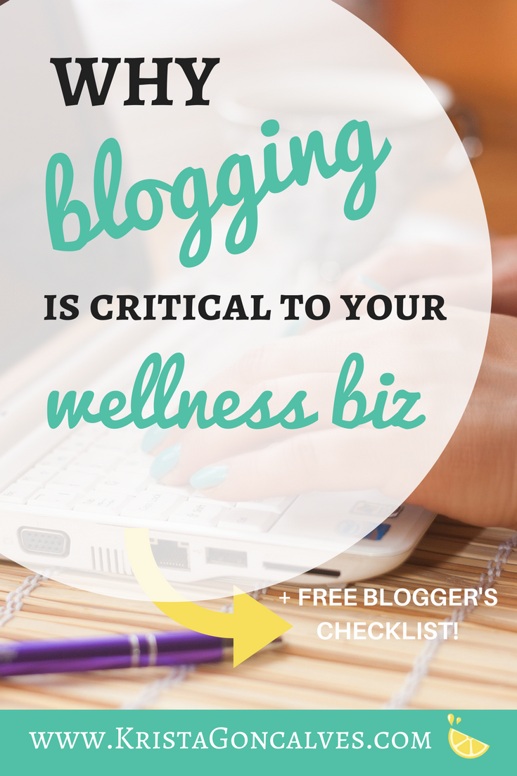 Why You Should Be Blogging For Business