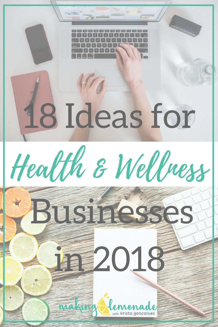 18 Ideas for Businesses in 2018