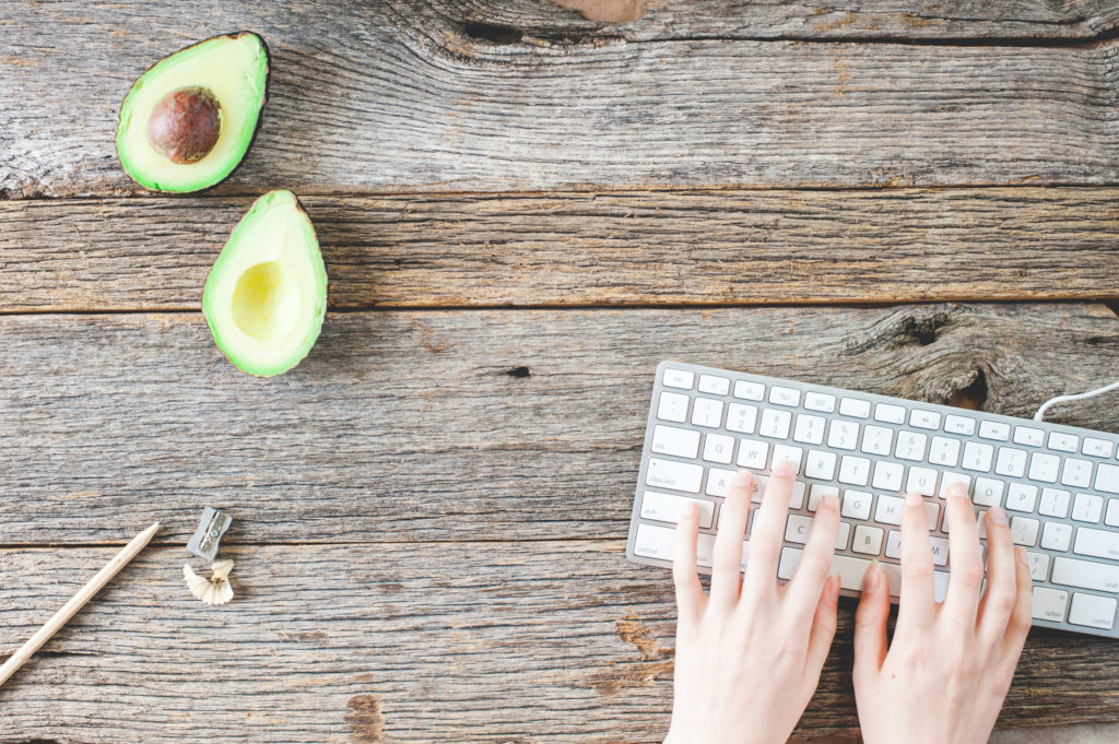 blog content writing for health & wellness entrepreneurs