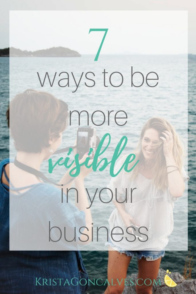 The top 7 ways to be more visible in your online wellness business