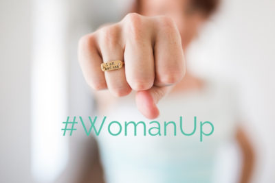 Fighting limiting beliefs - how to get the fuck out of your own way | Time to #WomanUp | Making Lemonade with Krista Goncalves
