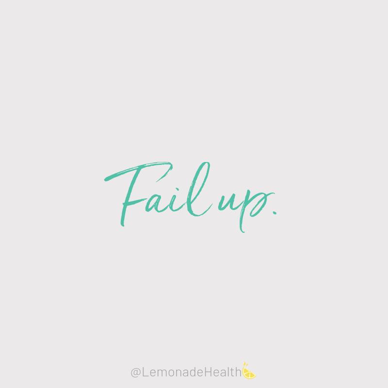 #FailUp | Making Lemonade with Krista Goncalves